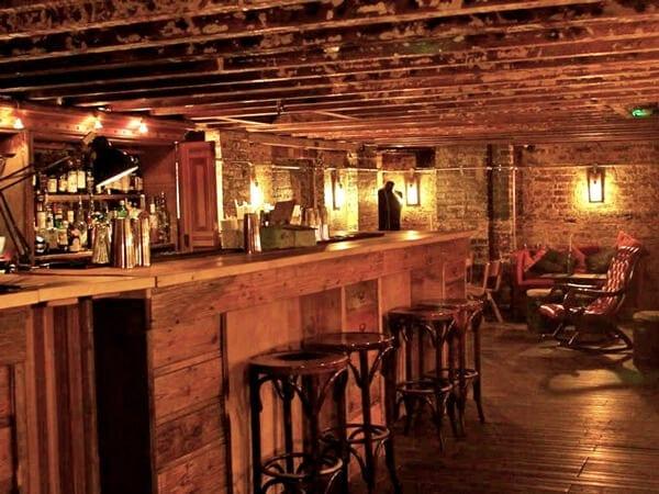 Secret Bars In London | Discount Suit Company