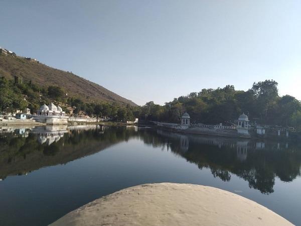 Lake Pichola View