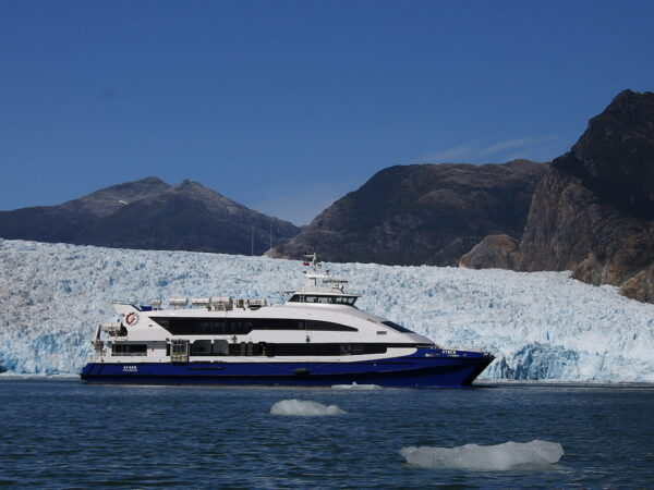 Glaciar San Rafael Patagonia