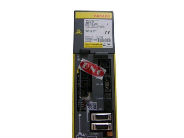 a06b-6130-h004 fanuc beta i servo unit 80a