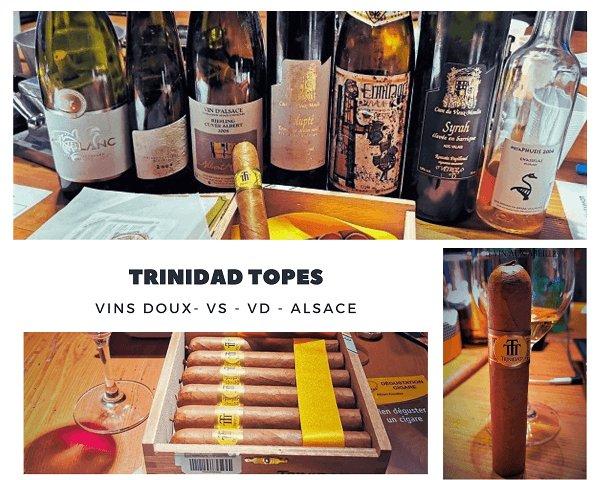 Salon Epicurien - Trinidad Topes - vins doux