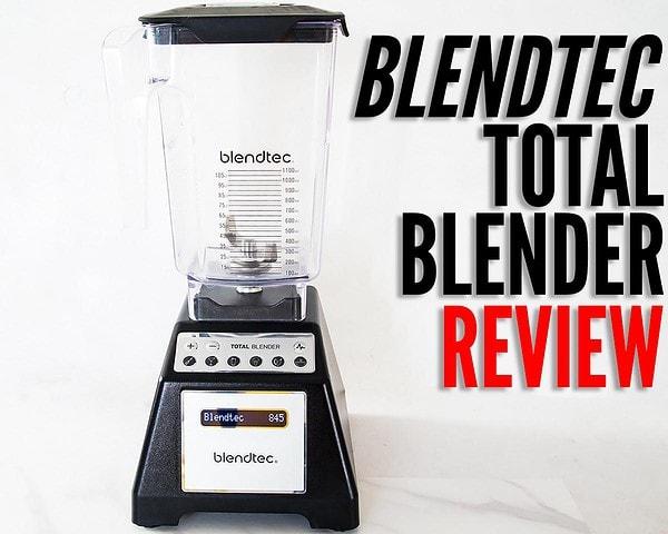 Blendtec Blender Review