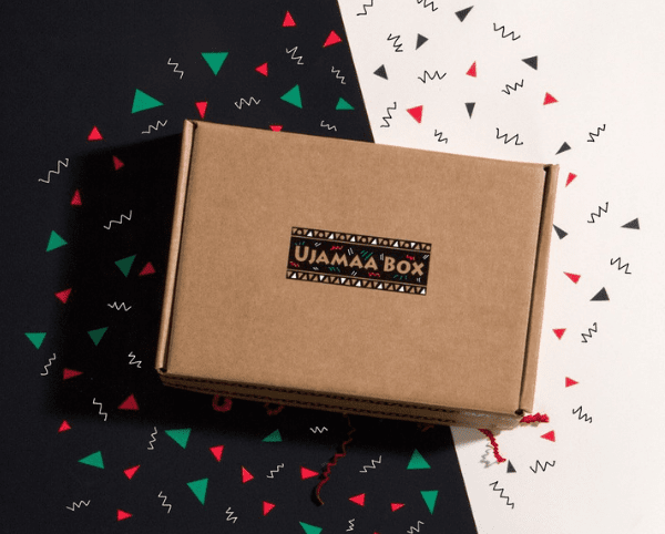 beauty subscription boxes, ujamaa box