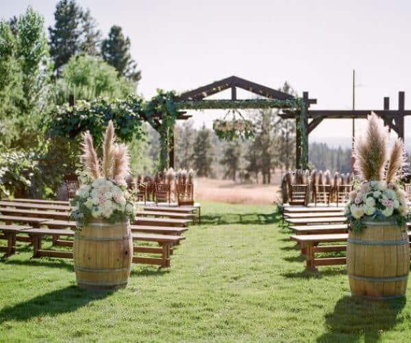 fall wedding venues in spokane, wa
