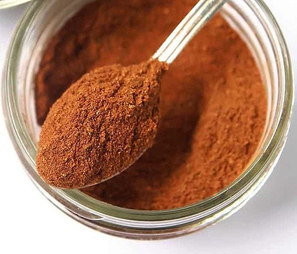 Jar of Pumpkin Spice Mix