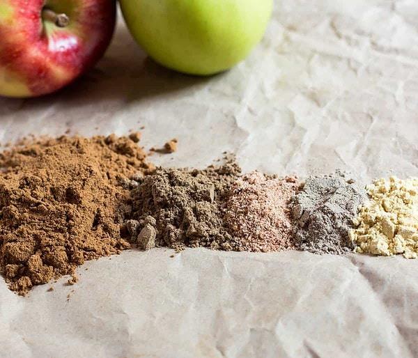 Apple Pie Spice Ingredients
