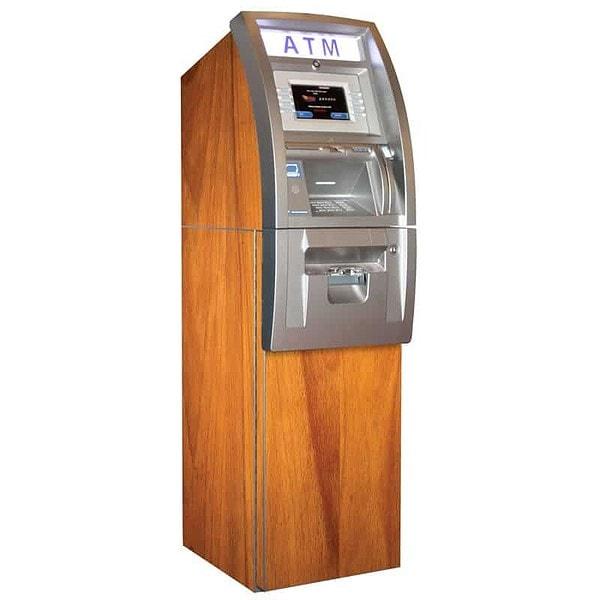 Woody ATM Wrap Mahogany