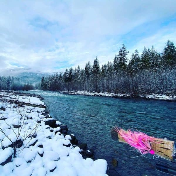 Whistler Fishing December