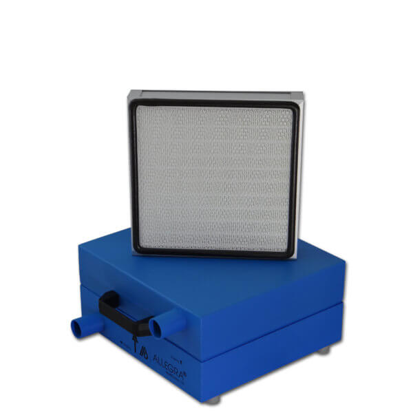 HEPA Filter Schalldaempfer Daemmschicht 003 600x600 - HEPA - Filter Box / Schalldämpfer für Seitenkanalverdichter 1,1 Kw