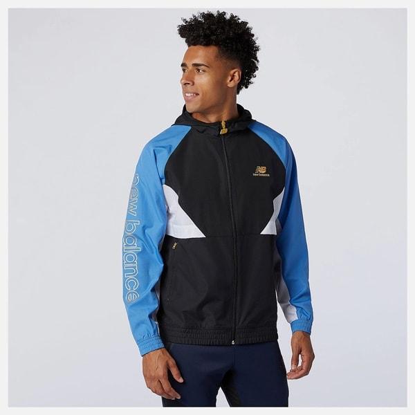 Куртка для бега New Balance Athletics Podium Windbreaker