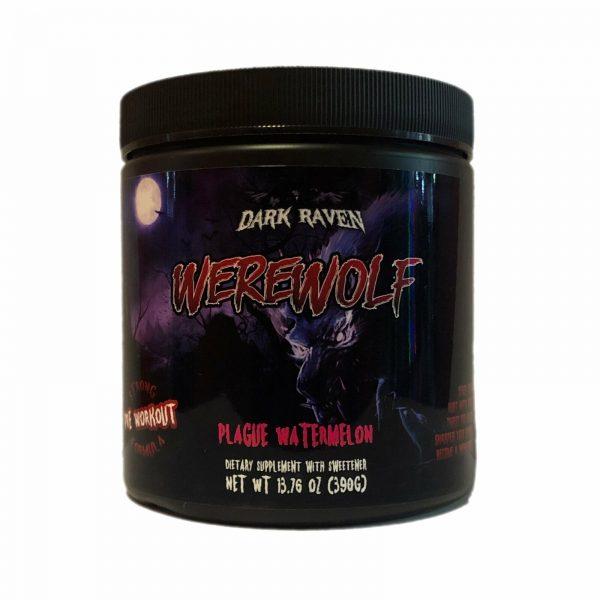 Dark Raven Werewolf DMAA Booster