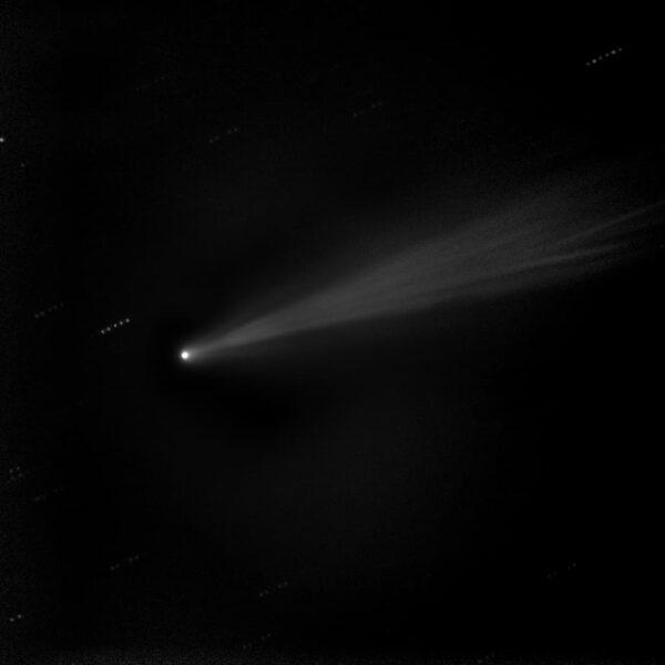 fotografare le comete