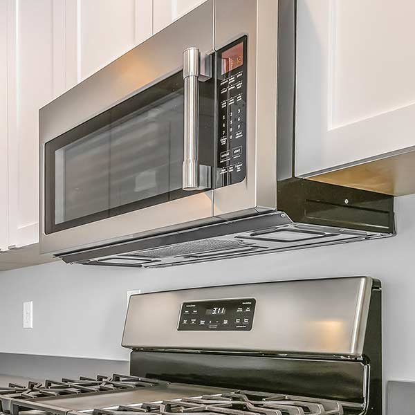 over-the-range microwave hood