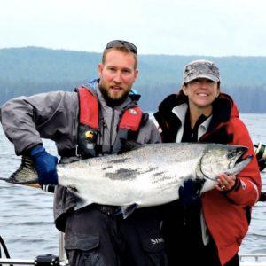 BC Salmon Fishing Trips