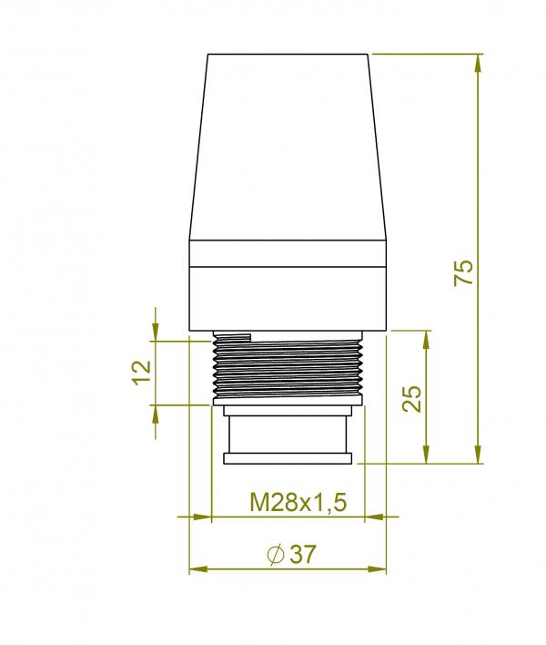 DKL_01 - Signalleuchte für den Ex Bereich / Ex-Zonen