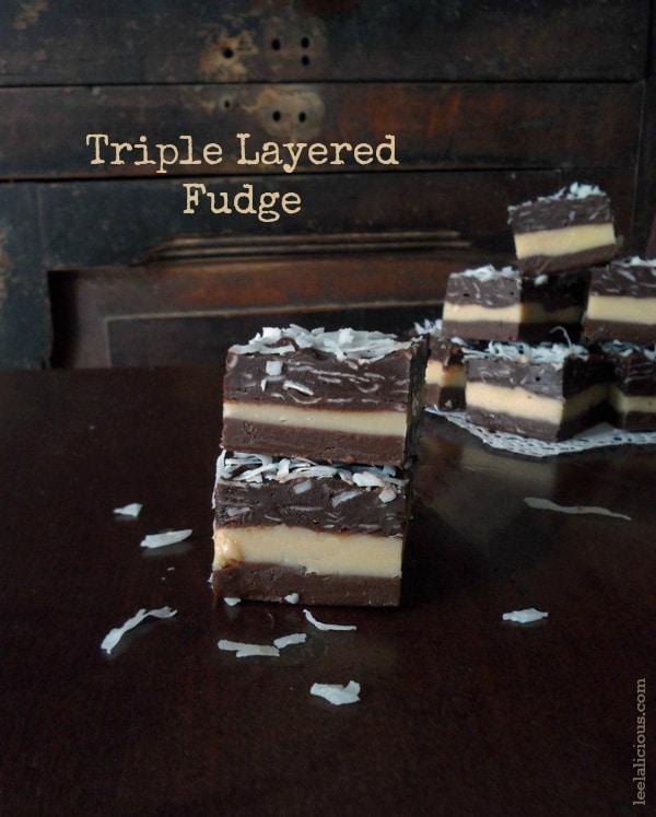 Three Layered Fudge