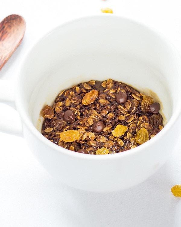 Gingerbread Cookie in a Mug