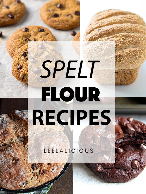 4 Spelt Flour Recipes