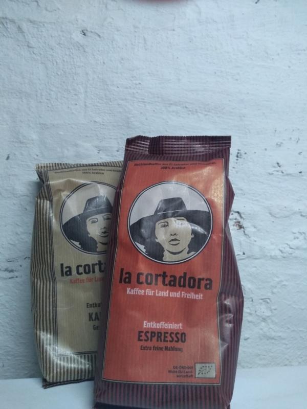 Entcoffeinierte Kaffeespezialitäten 1