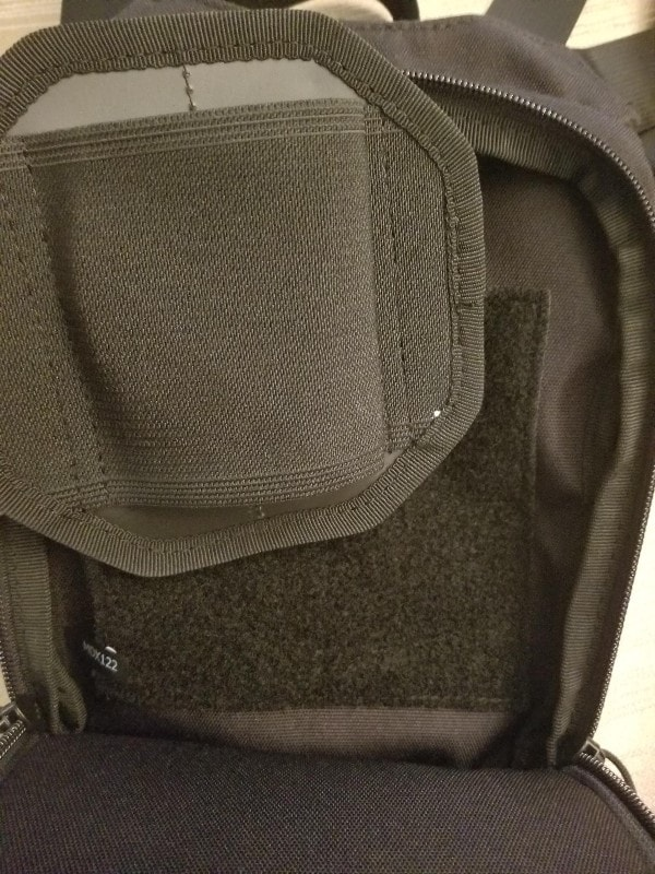 Concealed Carry Options - Bag Carry