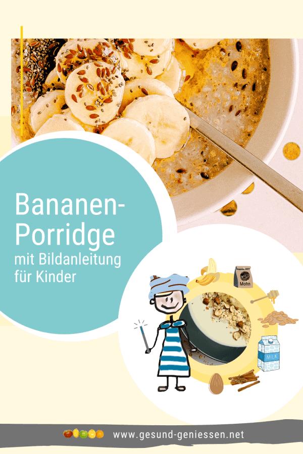 Pin Rezept Bananen-Porridge
