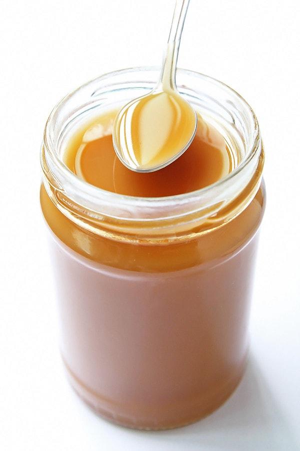 Caramel-Colored Condensed Milk