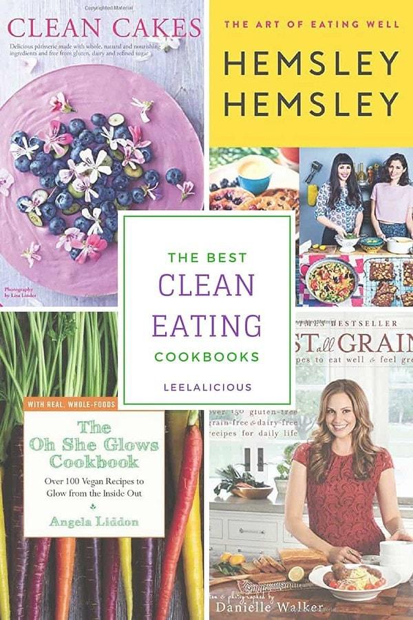 Best Clean Eating Cookbooks
