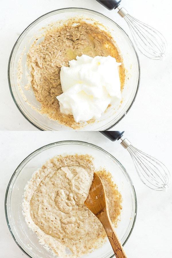 Coconut Flour Bread Batter