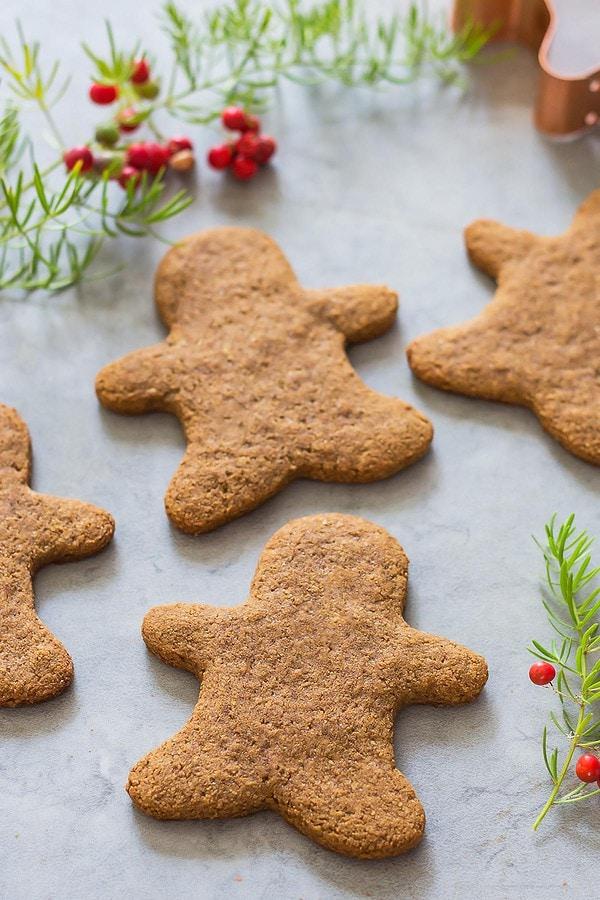 Gingerbread Cookie Recipe
