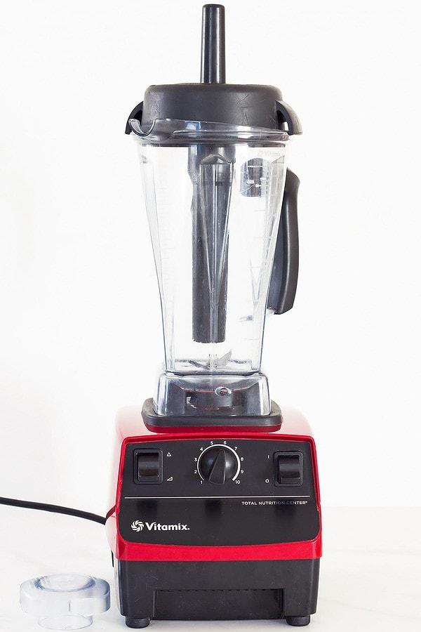 Vitamix 5200 Blender Red