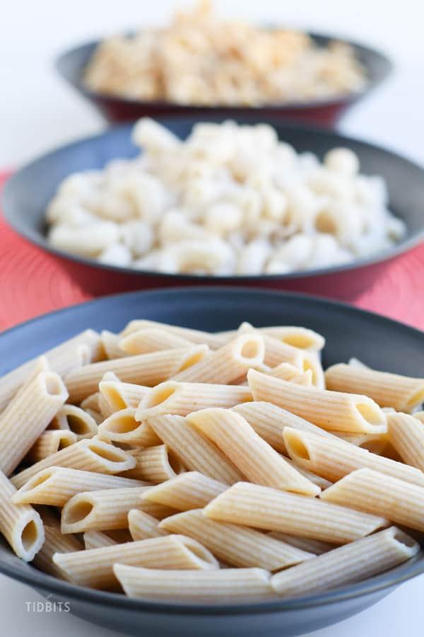 Instant Pot Pasta - TIDBITS Marci