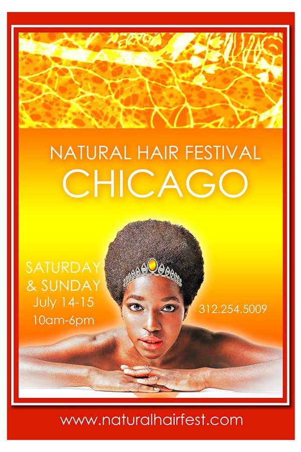 Natural Hair Fest Chicago 2018