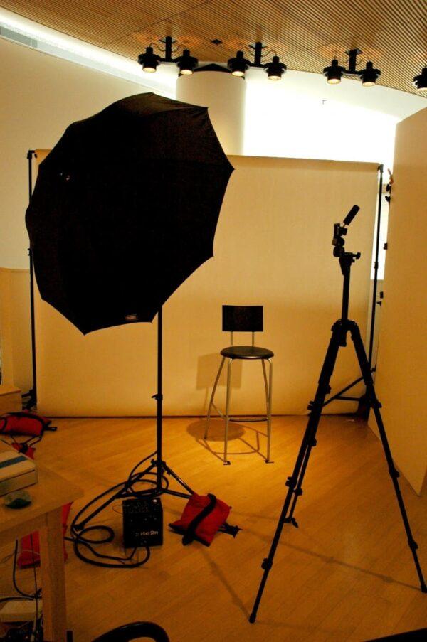 tipi di studio fotografico