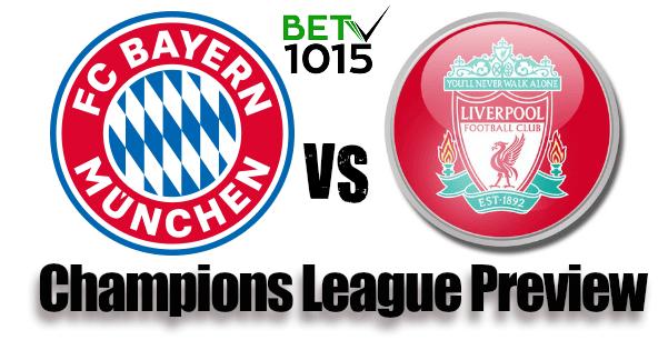 Bayern Munich vs Liverpool Preview