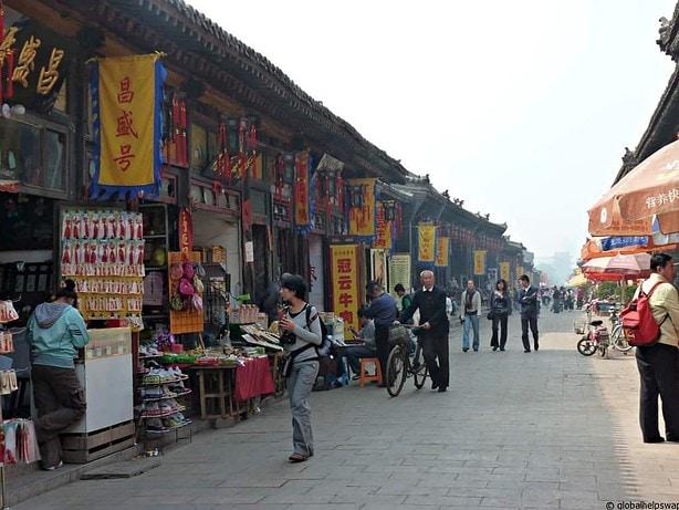 globalhelpswap guide to pingyao