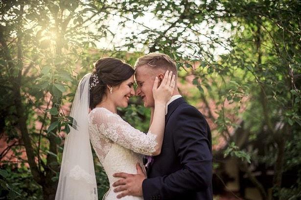 フランスの結婚式