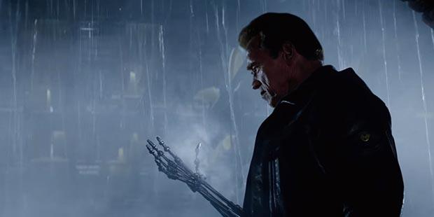 Terminator Genisys still shot