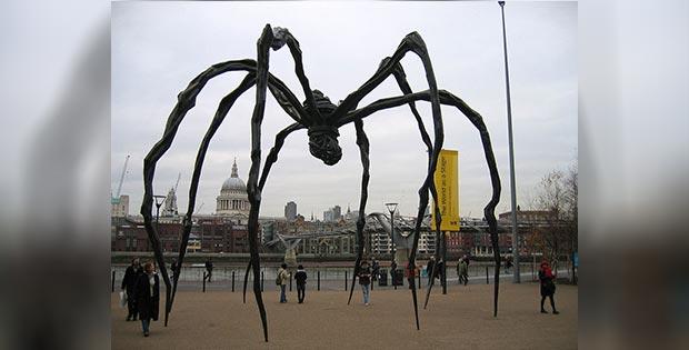 Spider, Tate Modern, London, England
