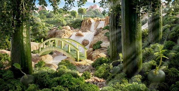 Cucumber Bridge