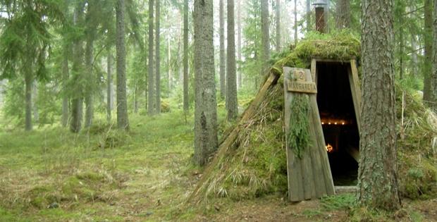 Kolarbyn Eco Lodge, Sweden