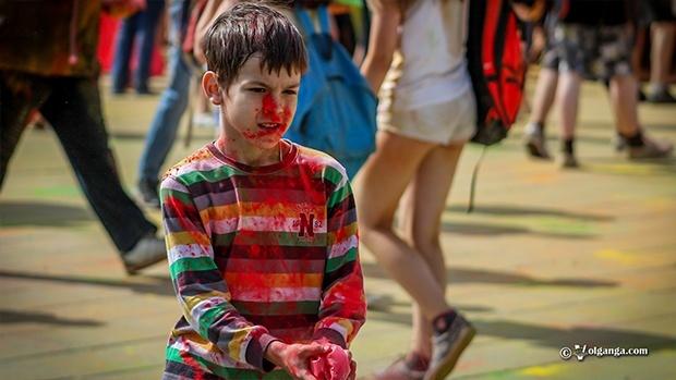 #yarholi. Holi in Yaroslavl, May 30th, 2015