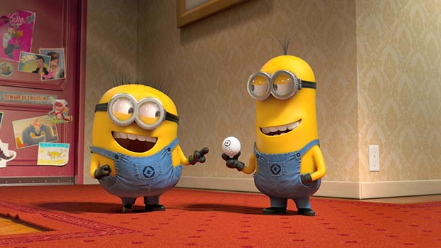 Minions (2015) hd wallpapers