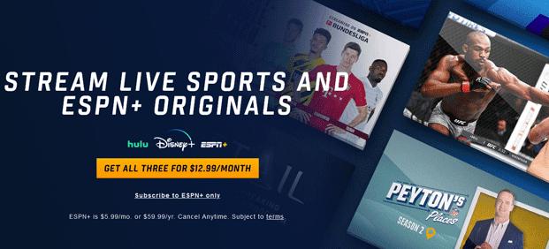 Watch the Australian Open on ESPN+