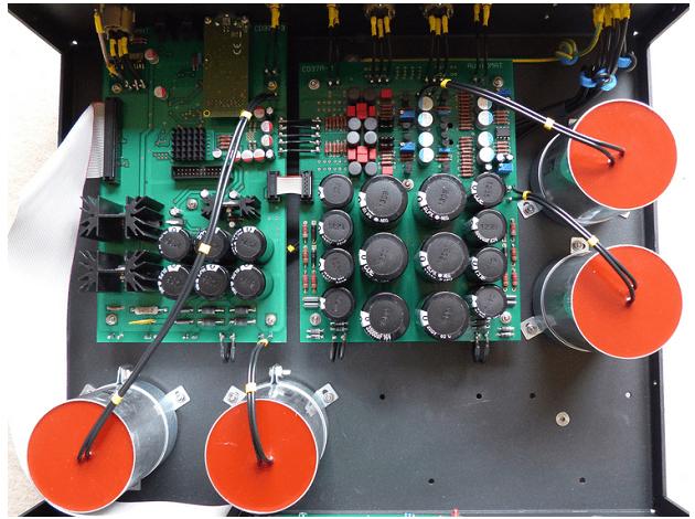 Maestro circuits
