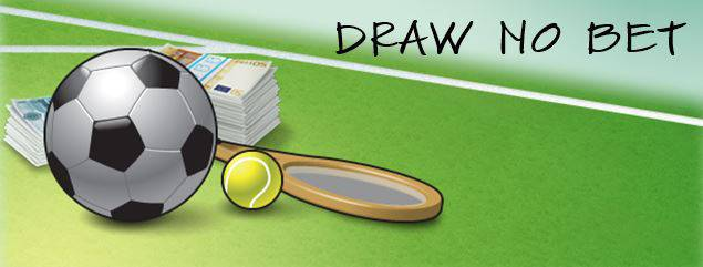 Draw No Bet ή επιστροφή στην ισοπαλία