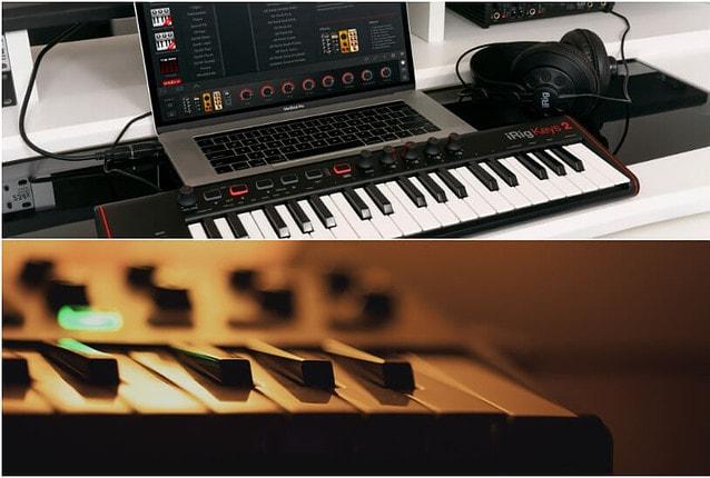 compra aqui el mejor teclado midi usb