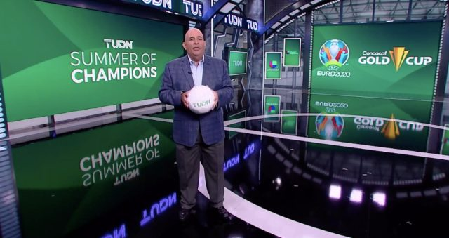How to watch soccer on Univision