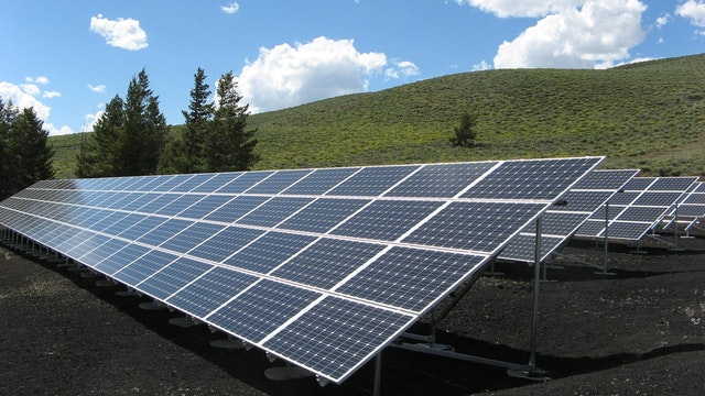 Fungsi dari panel surya