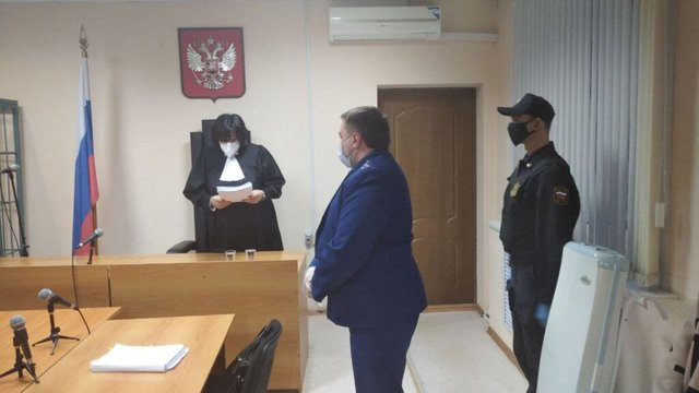 Прокурор и судья