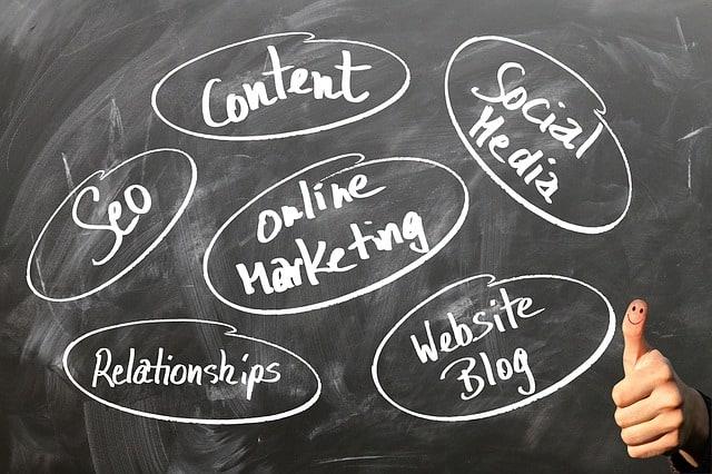improve domain authority - online marketing tasks